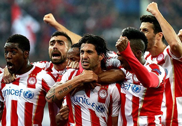 Sportvantgarde's blog.: Olympiakos seal Greek Super League title