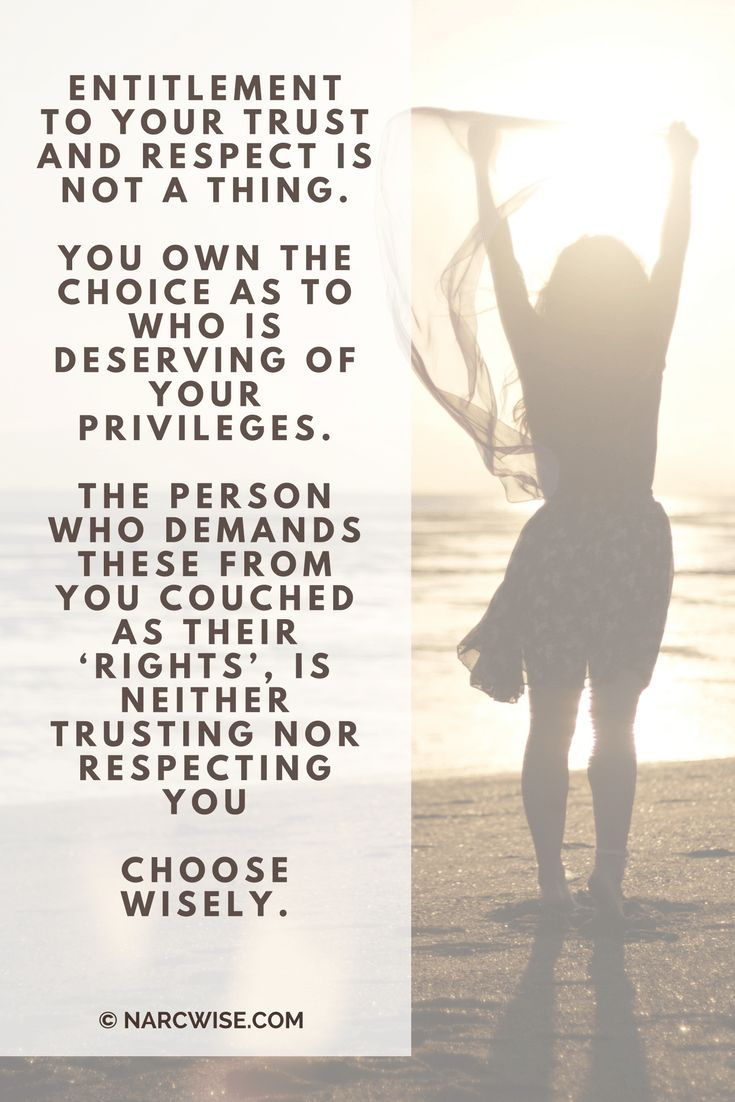 Learning discernment is key to recovery from codependency and/or narcissistic abuse. Here's a reminder of what is yours and noone else's. Follow narcwise.com for wisdom and tips on narcissism and building healthy self-love to reclaim freedom & joy!