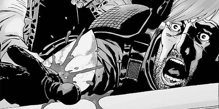 Robert Kirkman veut faire perdre sa main à Rick Grims de Walking Dead