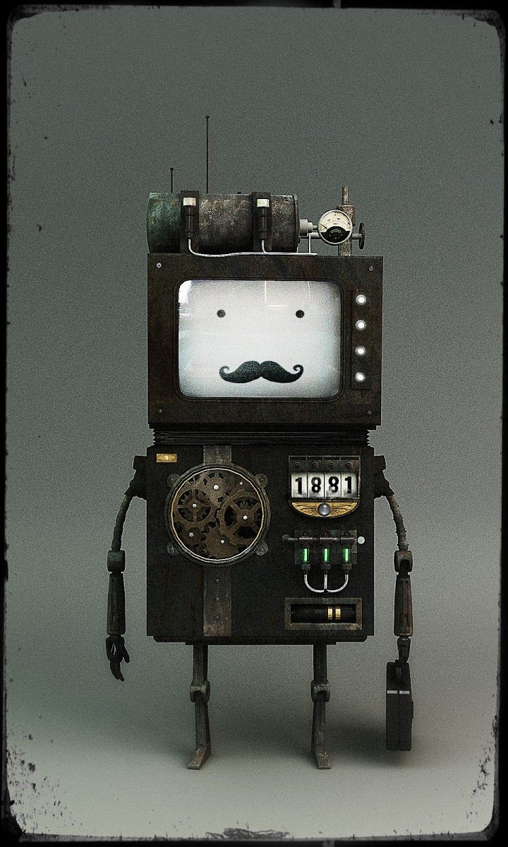 My friend asked me for advice on how to build a cheap time machine as a prop.  I am going to show her this picture