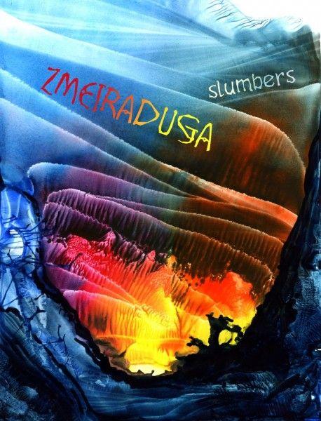 "Cover artwork from ZMEIRADUGA ""Slumbers"" 3plet"