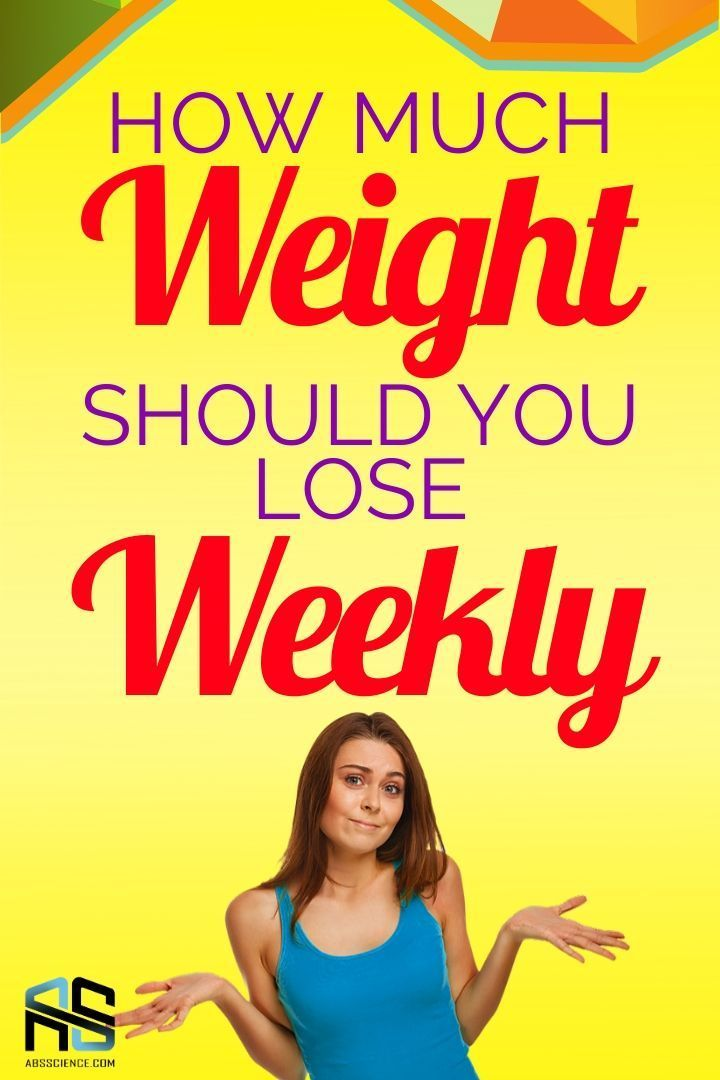 why slow weight loss is best