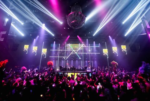 Best nightclubs in Vegas - Las Vegas clubs 2014 - Hakkasan Marquee 1 OAK - Thrillist