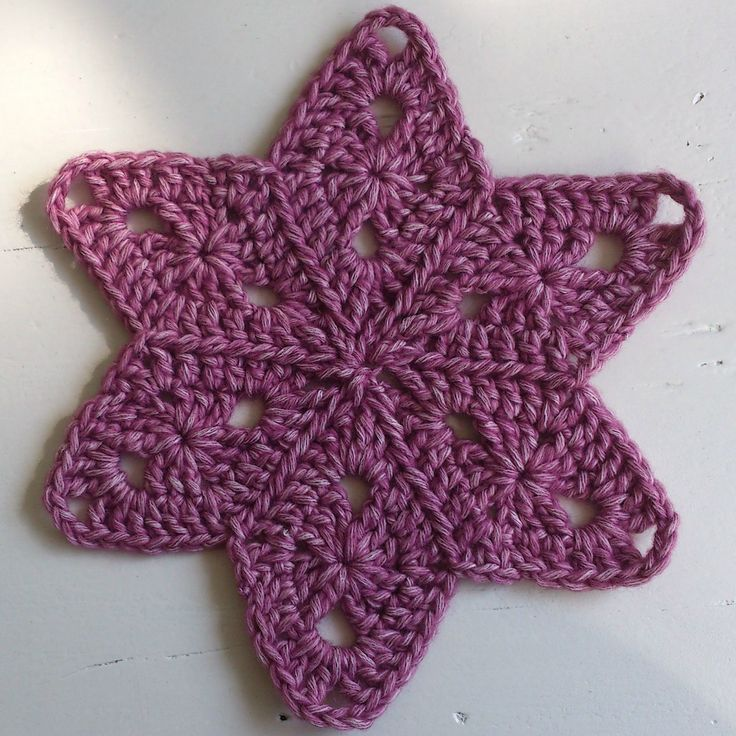 atty's: Pattern/Photo Tutorial Star Blanket