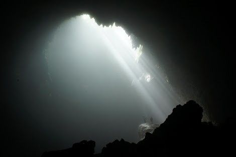 Cave in java