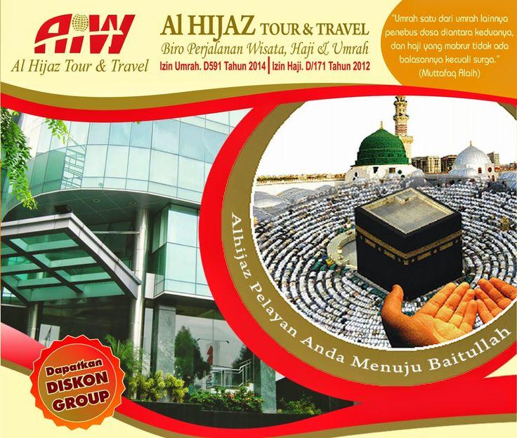 Paket Umroh Murah Hemat 2015 - 2016 yang ditawarkan oleh Travel Alhijaz Indowisata dapat menjadi pilihan yang baik dan tepat untuk menekan biaya perjalanan ibadah umroh anda