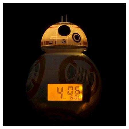 "Bulb Botz Star Wars BB-8 7.5"" Alarm Clock : Target"