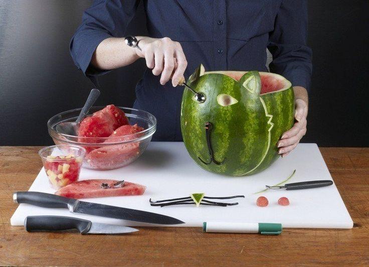 les 25 meilleures idées de la catégorie sculpture de pastèque sur