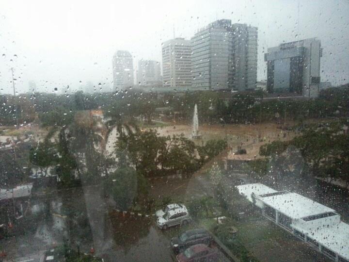 Medan merdeka barat. Jakarta