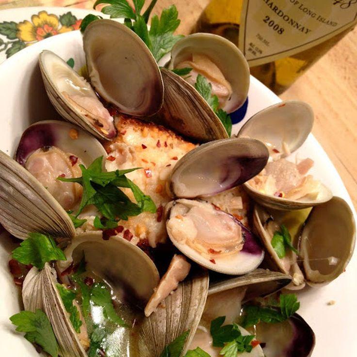Zuppa di Clams With Savory Crouton Recipe on Food52 recipe on Food52