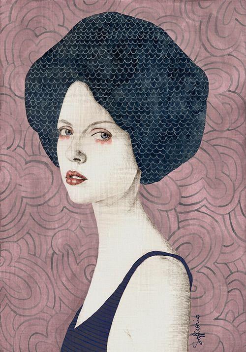 Illustrations by Sofia Bonati