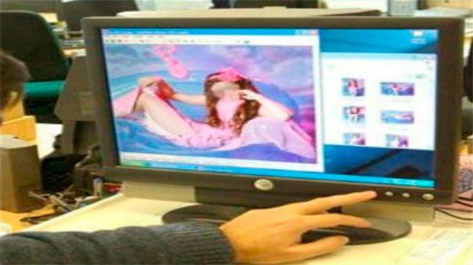 Detienen a #funcionario #panista con imágenes de #pornografíainfantil Mas información: http://goo.gl/jzzyii