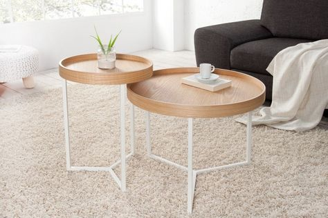 die besten 25 couchtisch rund ideen auf pinterest couchtisch rund holz beistelltisch rund. Black Bedroom Furniture Sets. Home Design Ideas