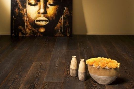 parquette legno scuro