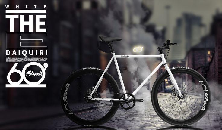Daiquiri eDaiquiri electric bike bicycle ebike motor e-bike 60streets MSRP $1599