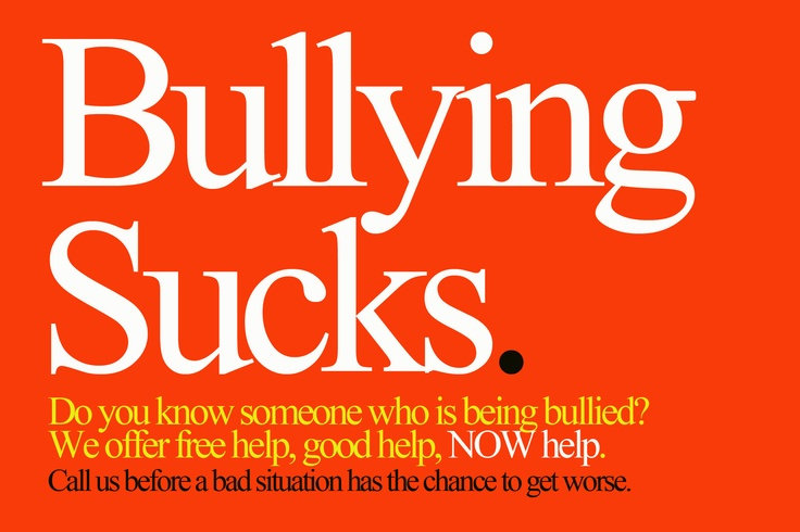 If you or someone you know if a victim to bullying, call us at 803-200-1140 to schedule an appointment. www.samuraikarate.net