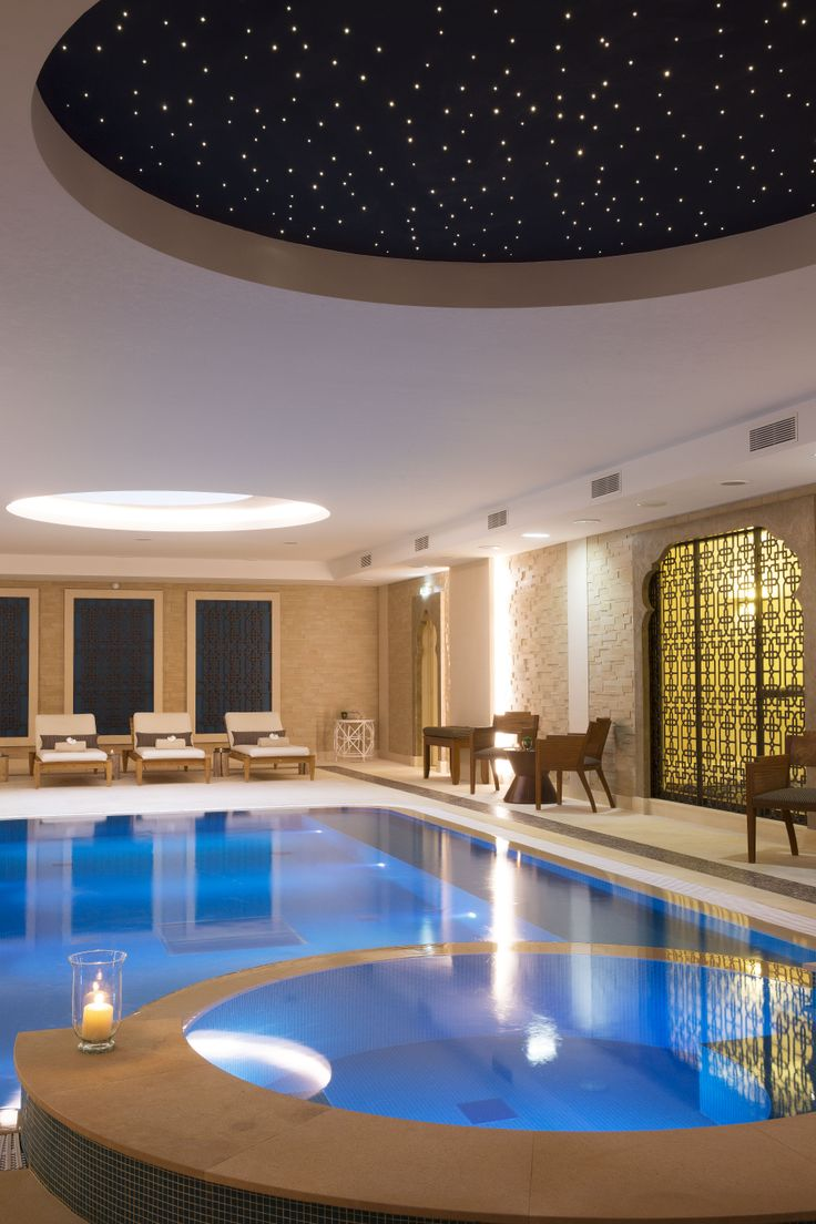 12 best spa valmont images on pinterest treatment rooms for Piscine sauna hammam