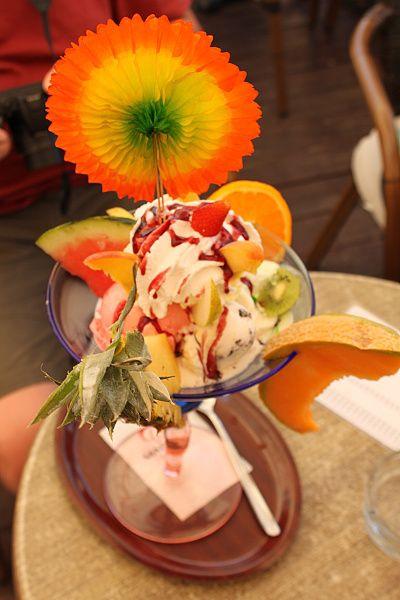 zmrzlina v Jelse