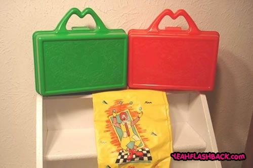 .: 80S, Lunchboxes, Kid