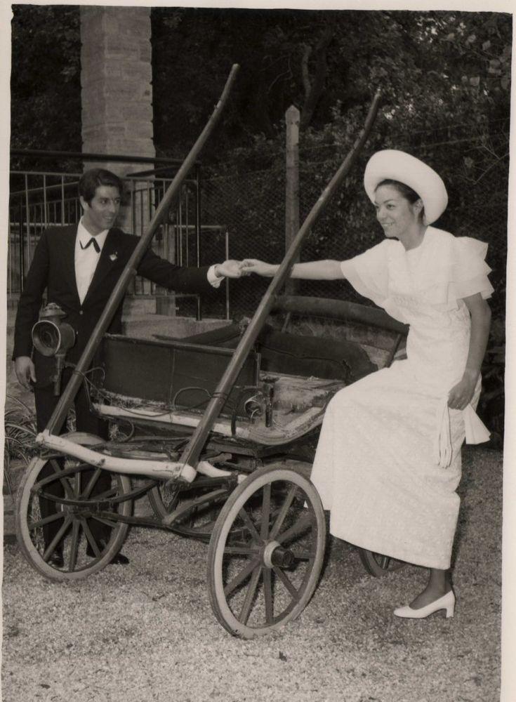 Abito da sposa anni 60/70   Matrimonio vintage