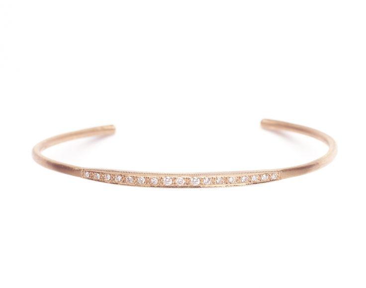"""WHITEbIRD           Bracelet """"Esclave""""        -         Brooke Gregson"""