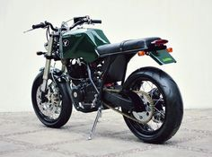 Yamaha Scorpio z custom