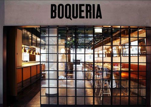 BOQUERIA fabulous tapas restaurant, situated in Mood Stockholm citycenter Stockholm