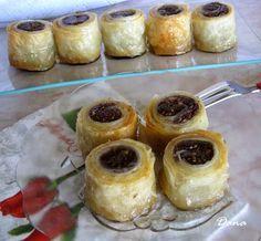 Danina kuhinja: Djul baklava