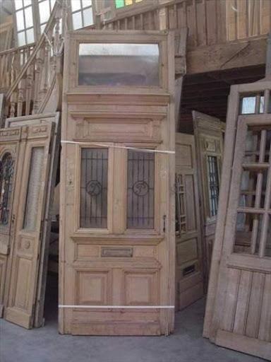 vintage front door 1