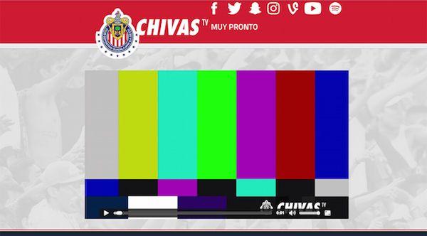 Ante fallas en su plataforma, Chivas busca a ClaroVideo