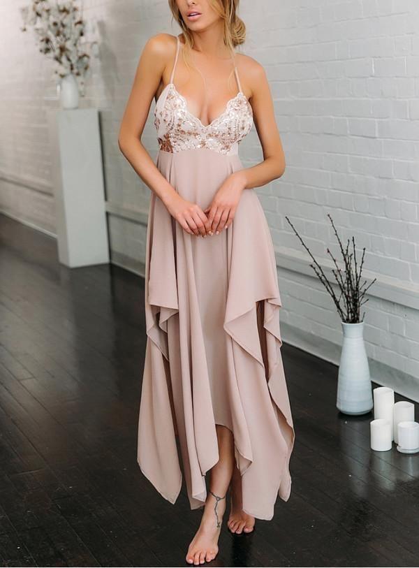 Sequin Celebrity Dress
