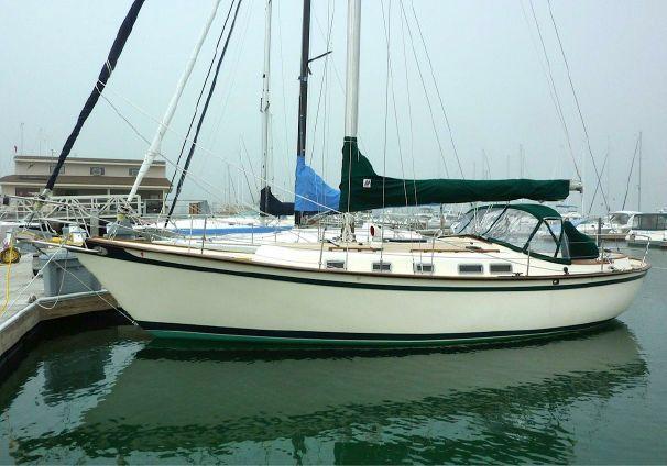 Southern Cross 39 Sailboat | Cruising Sailboats | Sailboat ...