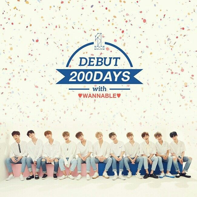 Wanna One Twitter Update!   Wanna OneㅣDEBUT 200DAYS with WANNABLE Wanna One의 데뷔 200일을 축하합니다 항상 곁에서 응원해주고 함께해준 우리 Wannable 고맙고 사랑해요 ( ்́ꇴ ்̀)♡ #WannaOne #워너원 #Wannable #워너블 #WannaOne_200thday