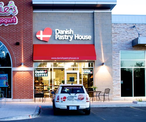 Danish Pastry House, Oakville -- the best danish pastries!!!