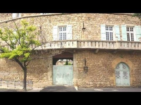 AB Real Estate France: #Béziers 12th Century Castle for Sale, Languedoc Roussillon, Occitanie, South of France