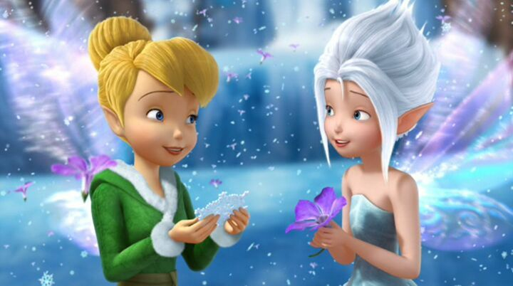 Periwinkle and Tinkerb...