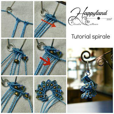 Les joies de Happyland: Spiral macramé