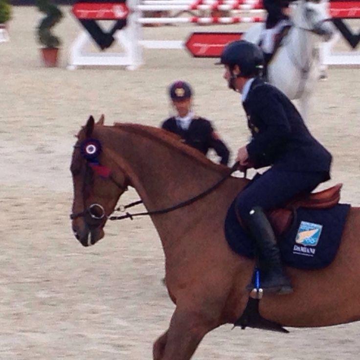 Antonio Sanfelice beat Butet rider. Arezzo Equestrian Center, Italian Championship 2016 #butetItalia