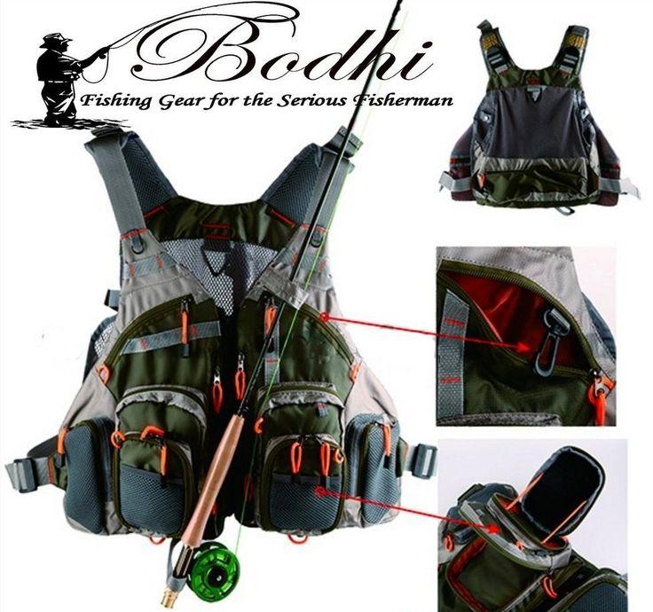 17 best ideas about fishing vest on pinterest | tactical pants, Fishing Reels