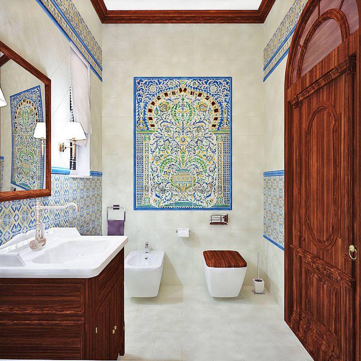 Восток : Aziatische badkamers van AbcDesign