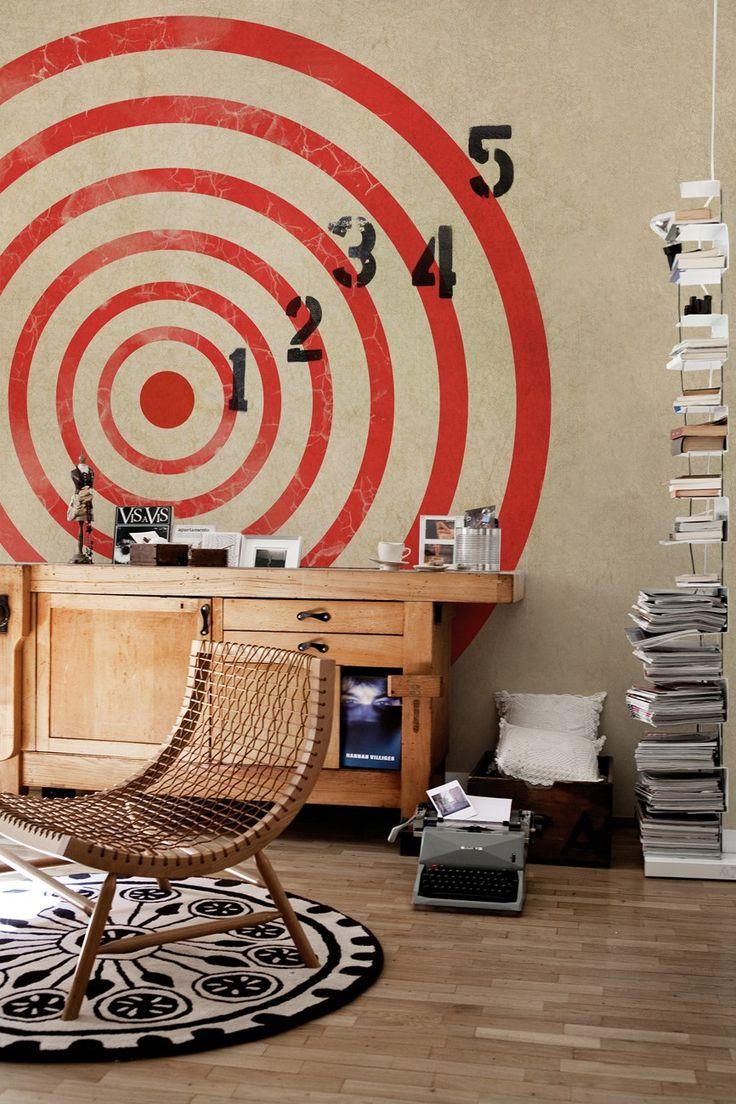 105 best dekoracje cienne wall decor images on pinterest wall zagrajmy w lotki czyli dart w domowym centrum rozrywki
