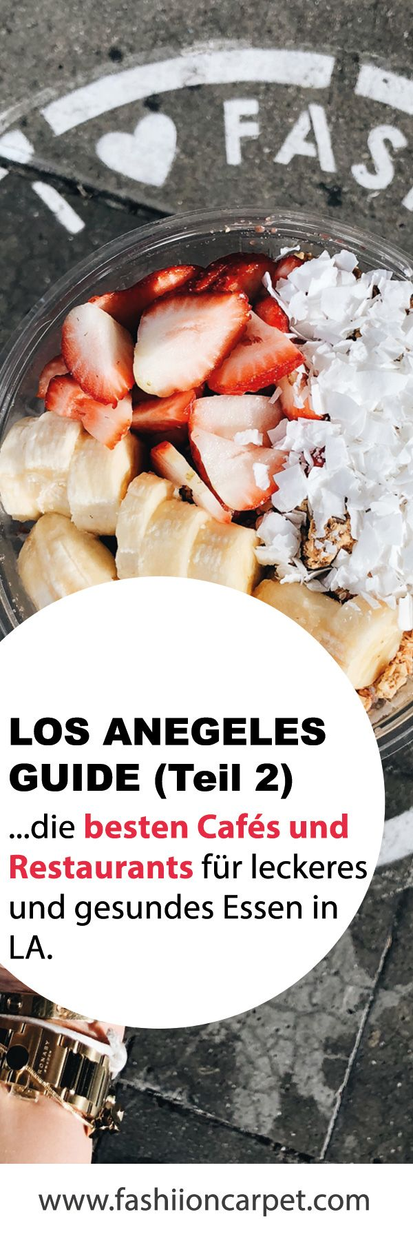 Los Angeles Guide: Cafés & Restaurants