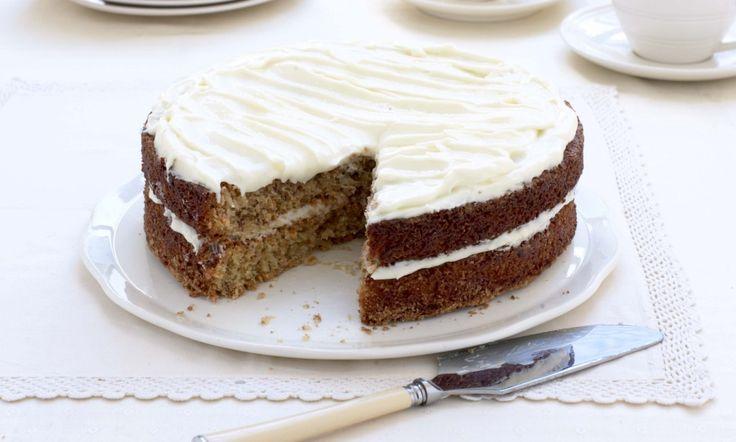 Ashburton Carrot Cake Mary Berry