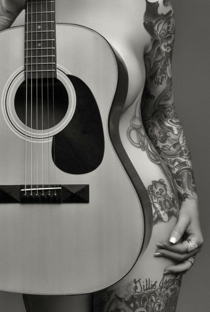 Corwin ass guitar