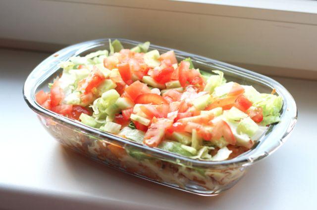Kipsalon - de gezondere versie van de kapsalon! Recept is te vinden op Jenniefromtheblog.com :)