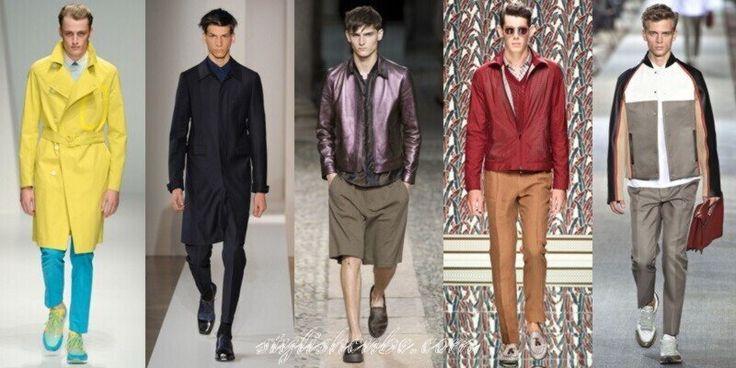 Summer 2013 Men's Overcoat Trends | Spring Summer 2013 Fashion Trends