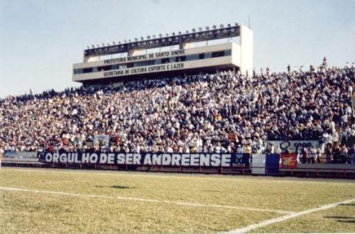 Esporte Clube Santo André - Opinião e Informação: Aos jogadores do Esporte Clube Santo André: