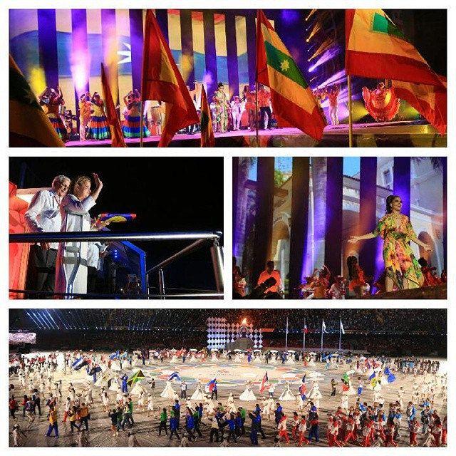 Barranquilla se lució en la clausura de los Juegos en Veracruz. Ahora es nuestro turno de hacer los mejores Juegos Centroamericanos y del Caribe 2018.