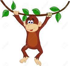 Картинки по запросу забавный рисунок обезьяны