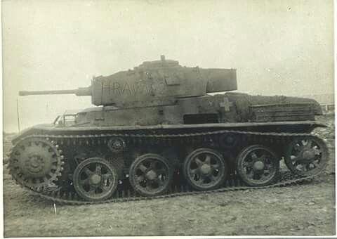 Toldi 2B tank